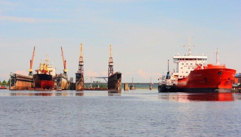 Rīgas osta astoņos mēnešos apstrādājusi par 10,8% mazāk kravu