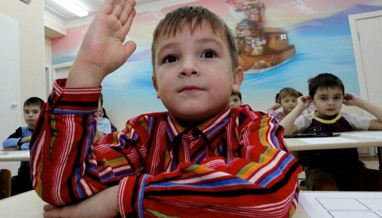 Друвиете: языковая реформа нужна и в русских садиках