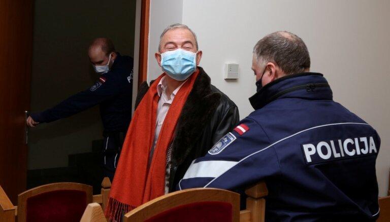 Lembergs nogādāts Rīgas Centrālcietumā; drīzumā veiks Covid-19 testu