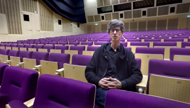 Latvijas komponisti Latvijas simtgadei: Edgars Mākens par strēlniekiem un pateicību