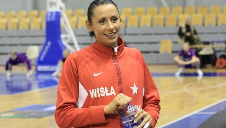 Baško-Melnbārdes pārstāvētā 'Dinamo' piedzīvo zaudējumu Eiropas kausa pirmajā finālspēlē