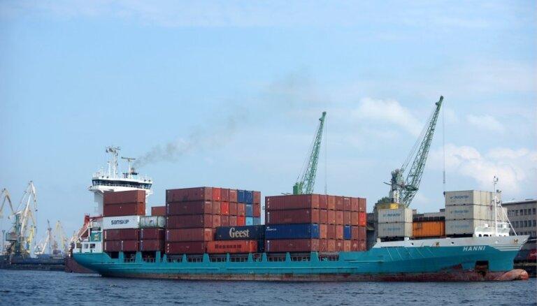 Сейм утвердил решение перенять Рижский и Вентспилсский порт
