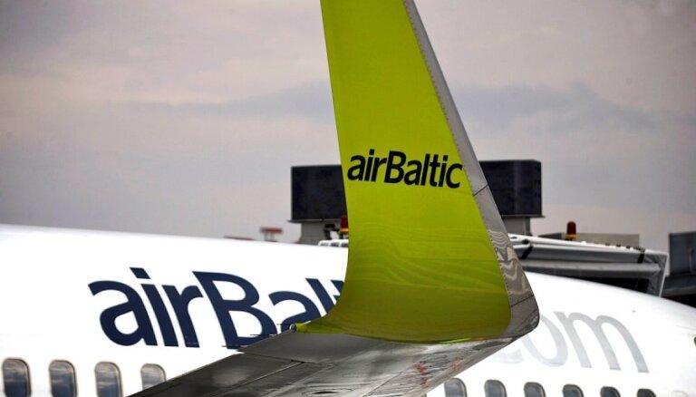 """Газета: отправленный в отставку Матисс предлагал """"спасать"""" airBaltic без привлечения инвестора"""