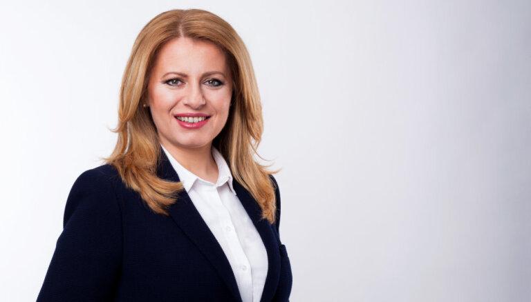 Президентом Словакии впервые станет женщина. Кто она?