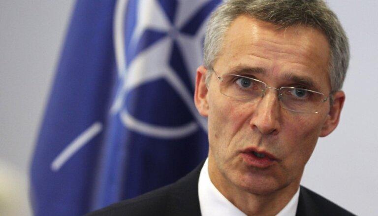 """""""Согласие"""" пожаловалось генсеку НАТО на слова Пабрикса о """"легионерах-героях"""""""