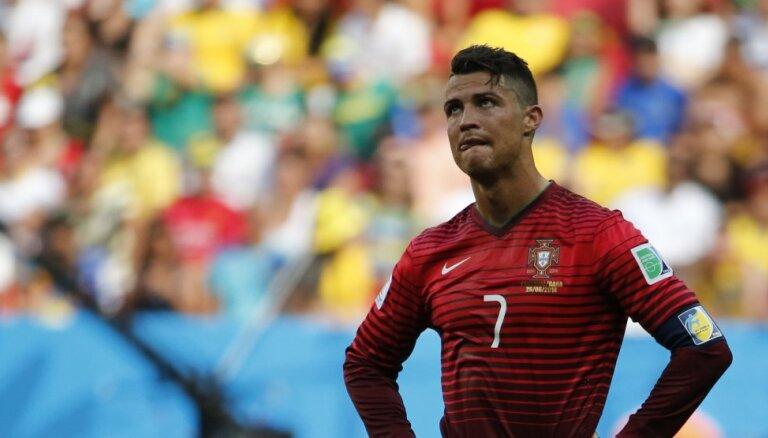 Роналду вновь стал самым высокооплачиваемым футболистом мира