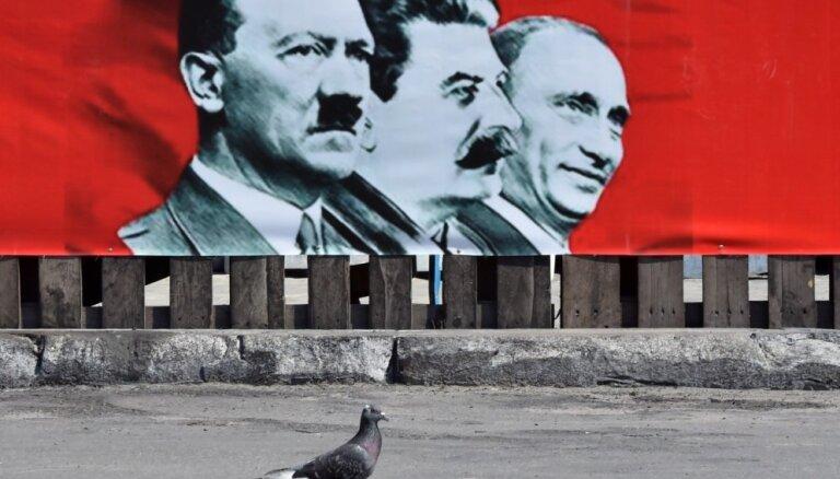 Arhīva dokumenti atklāj faktus par Staļina NKVD un Hitlera Gestapo sadarbību pirms 1939. gada