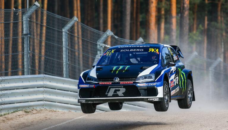 Pasaules rallijkrosa čempionātu pamet arī pēdējā rūpnīcas komanda 'Volkswagen'