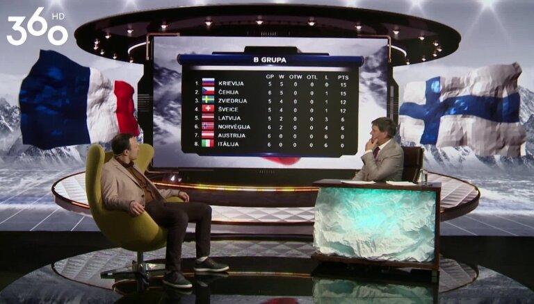 Puče un Sorokins rēķina Latvijas izlases izredzes