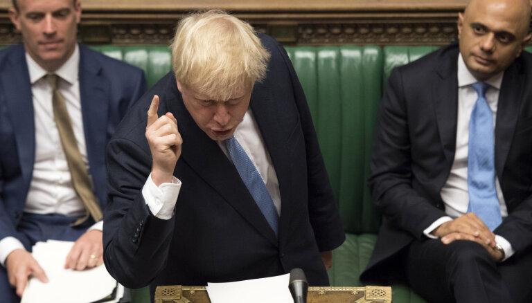 Džonsona 'Brexit' plāni ir nepieņemami, paziņo Barnjē