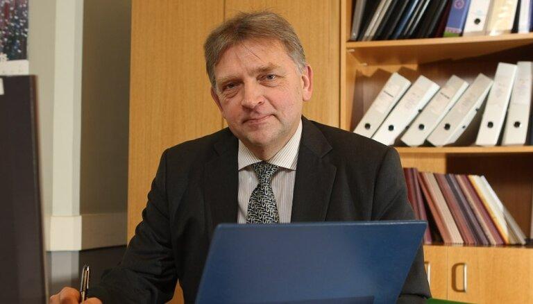 Vilnis Purviņš: Kredītu iesaiste tautsaimniecības izaugsmē stagnē