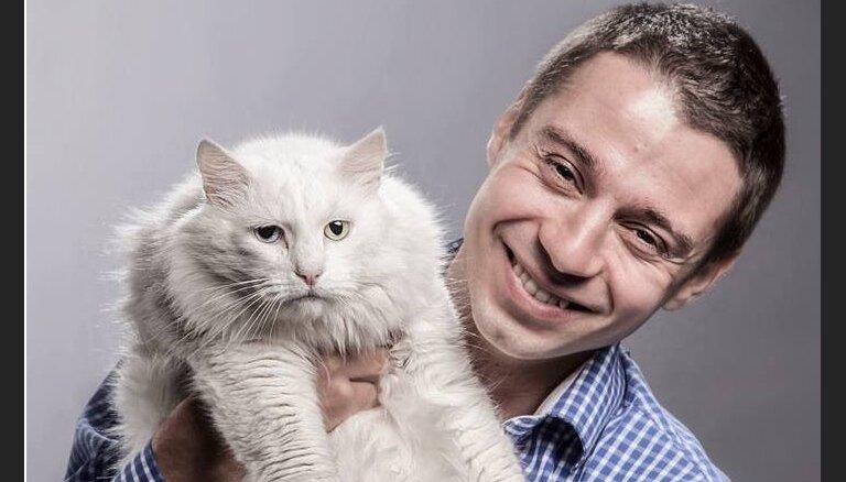 Aleksandru Sokolovu mājās gaida smilšu peles, tritons un ķirzaka saldētavā