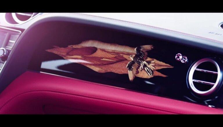 'Bentley Bentayga' speciālais aksesuārs putnu īpašniekiem