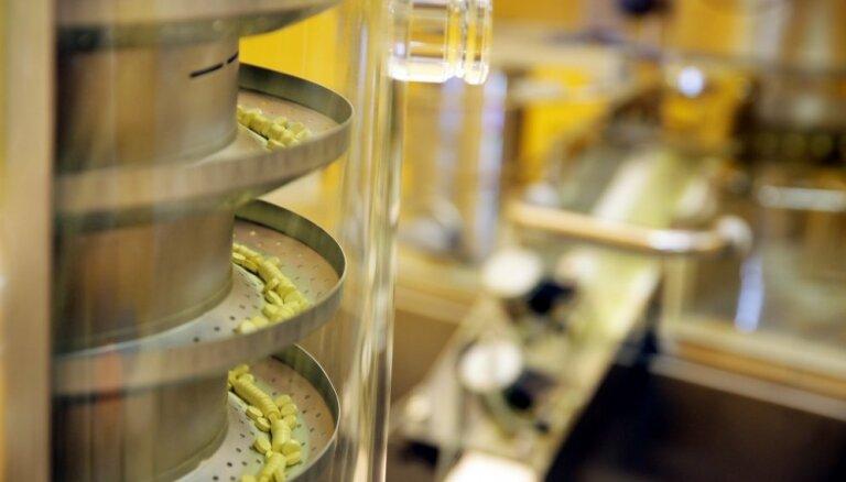 'Olainfarm' grupas realizācijas apjomi janvārī auguši par 35%