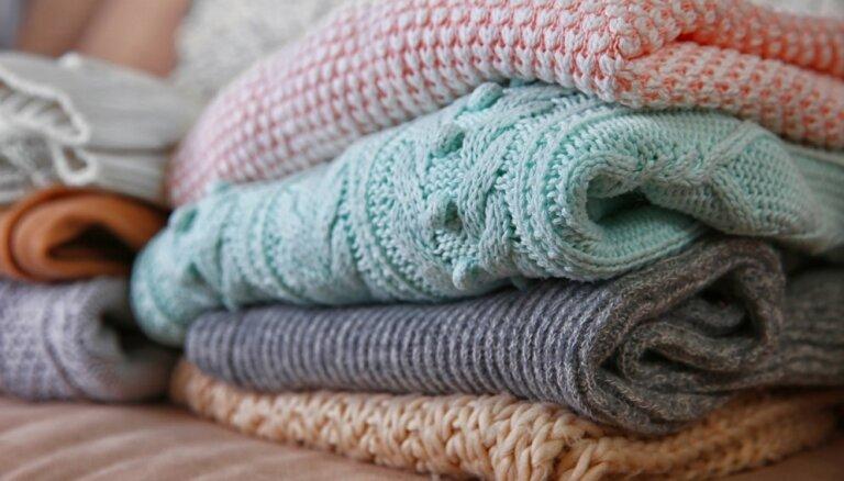 Noderīgi ieteikumi ziemas drēbju uzglabāšanai līdz nākamajai sezonai