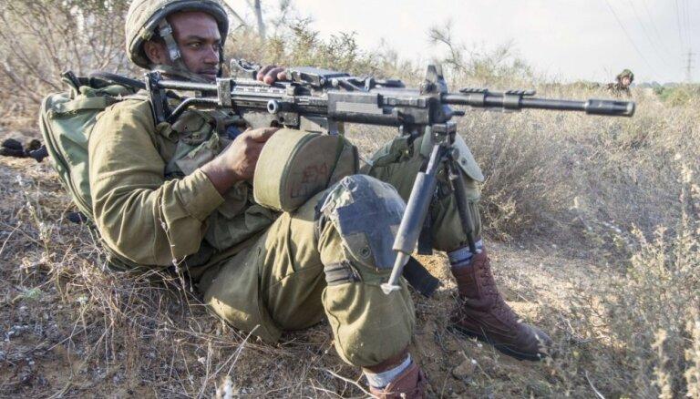 Izraēla un palestīnieši vienojas pagarināt pamieru uz 24 stundām
