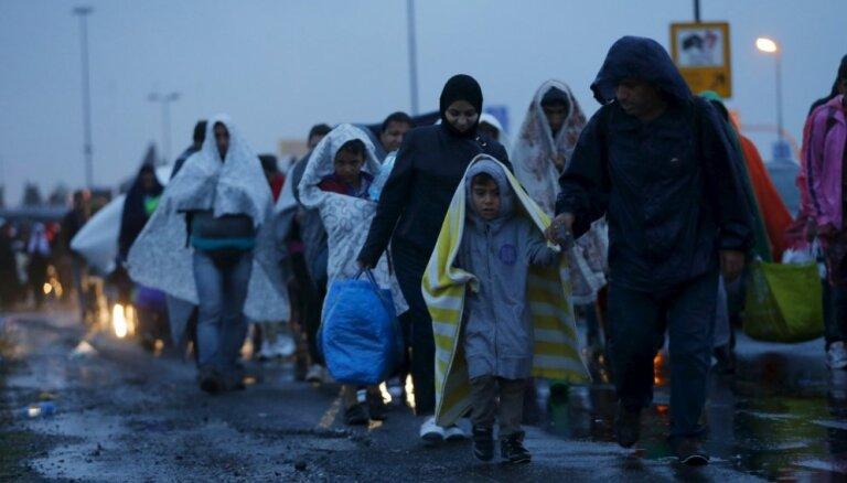 Канада выделит более $7 млн на помощь сирийским беженцам