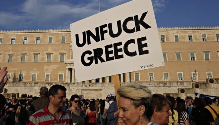 Германия заработала на финансовой помощи Греции почти 3 млрд евро
