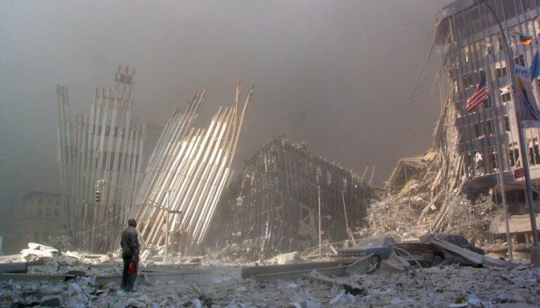 В США вспомнили жертв терактов 11 сентября 2001 года