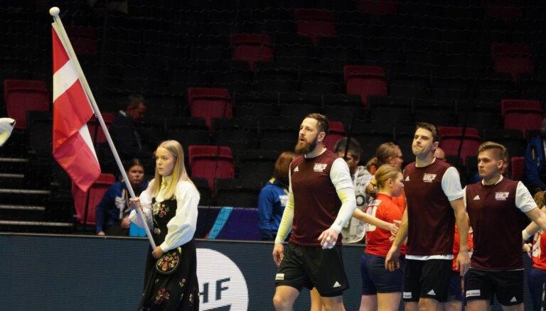 EHF neļauj atcelt Valmierā plānoto Latvijas handbola izlases spēli