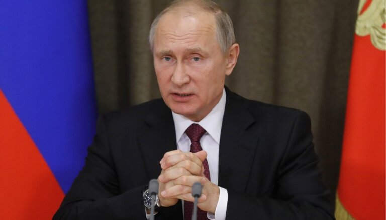 Krievija piekrīt Vācijas un Francijas novērotāju nosūtīšanai uz Kerčas šaurumu
