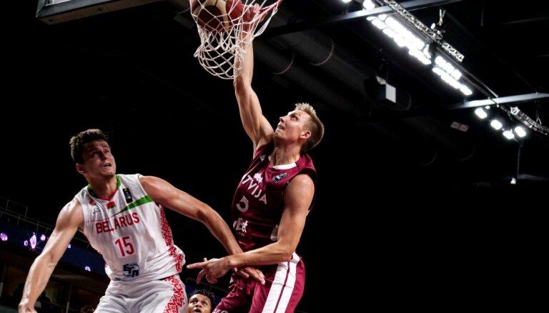 Latvijas izlase PK atlases turnīra posmu noslēdz ar pārliecinošu uzvaru