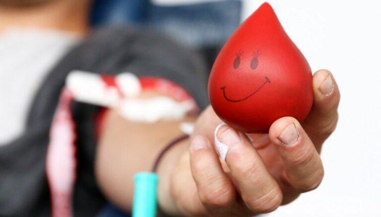Asinsdonoru centrs lūdz 0 rēzus negatīvo asins grupu donoru palīdzību