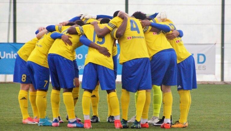 'FK Ventspils' iekļūst UEFA Eiropas līgas otrajā kvalifikācijas kārtā, kurā tiksies ar Bordo 'Girondins'
