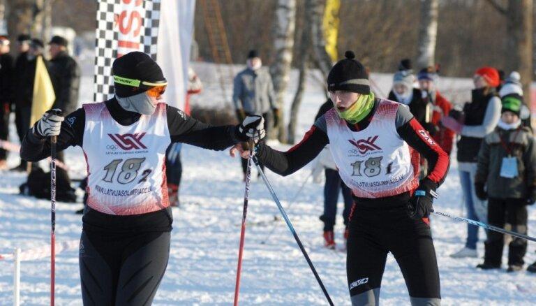 Latvijas Jaunatnes ziemas olimpiādē Ērgļos par godalgām cīnīesies vairāk nekā 1000 skolēnu