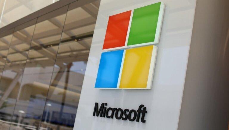 'Microsoft' liek nojaust par programmas 'Paint' beigām