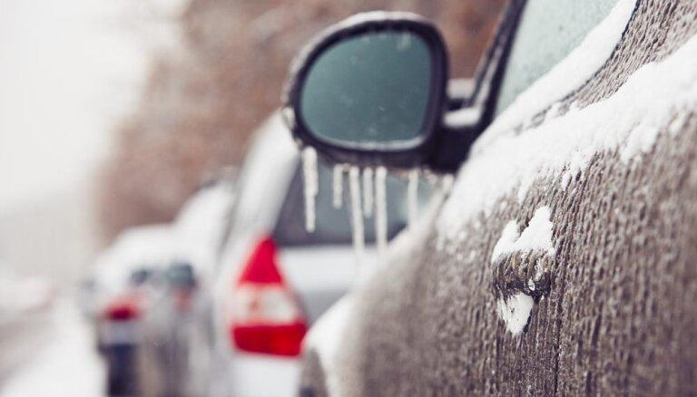 Kā sagatavot auto aukstajam gadalaikam?