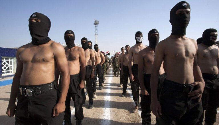ФРГ, Франция и Великобритания призывают Иран воздержаться от насилия