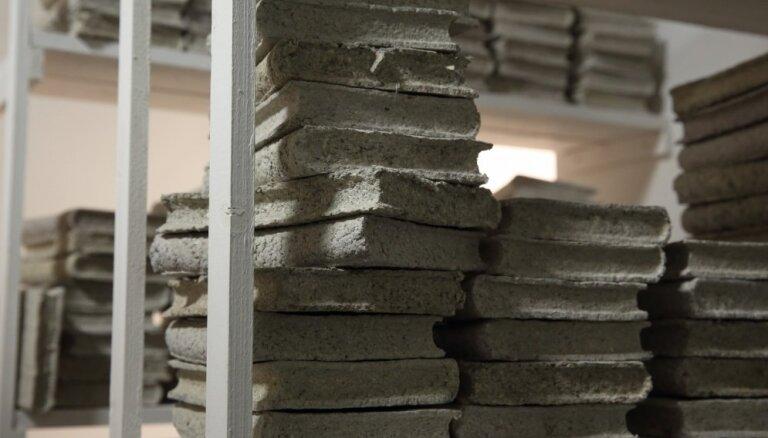 Foto: Rīgas mākslas telpa gadu sāk ar apjomīgu laikmetīgās mākslas izstādi