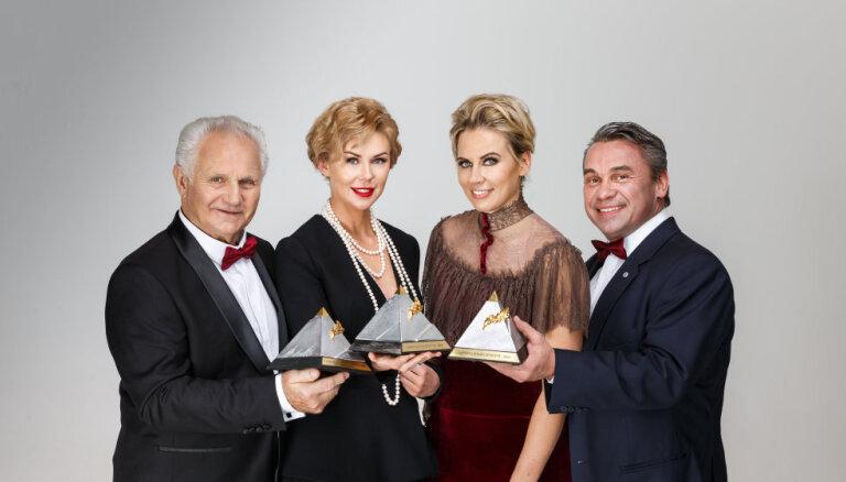 Krāšņā ceremonijā suminās Latvijas gada izcilniekus sportā