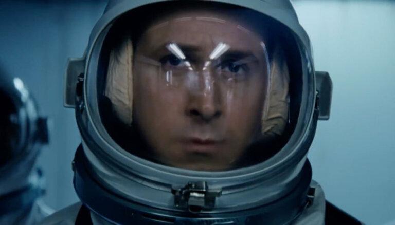 Дети Райана Гослинга думают, что он астронавт