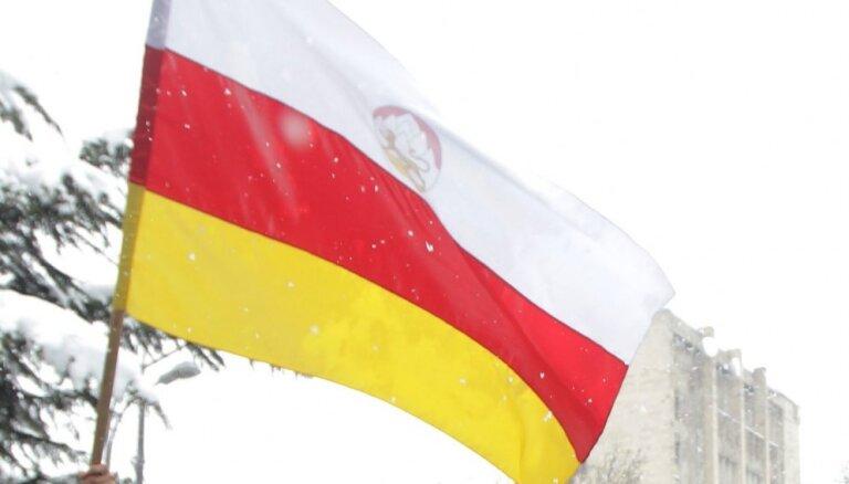 Vairākas valstis aicina Krieviju anulēt Gruzijas separātisko reģionu neatkarības atzīšanu