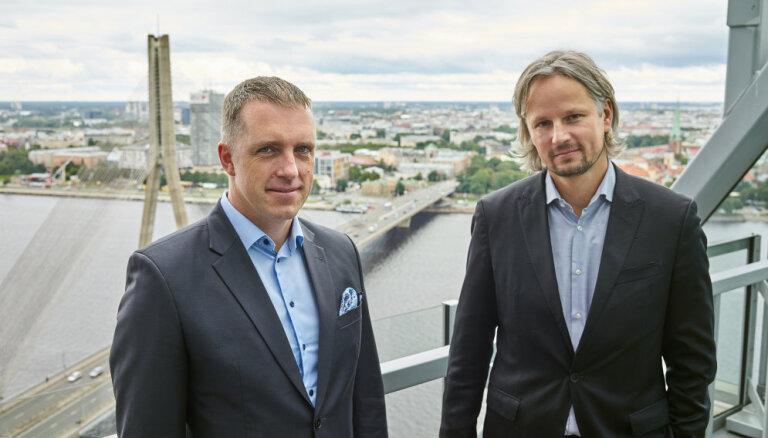 У Swedbank - новый руководитель вместо покидающего Латвию Манчинскиса
