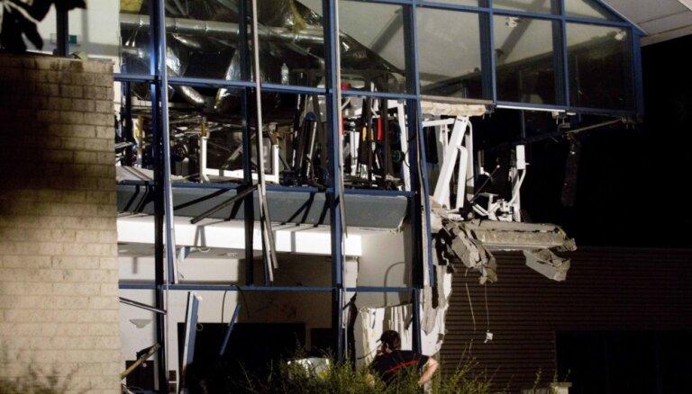 Sprādzienā Beļģijas sporta centrā viens bojāgājušais, četri ievainoti