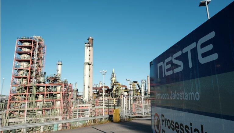 Финская Neste по ошибке шесть лет платила зарплату уволенному эстонскому топ-менеджеру