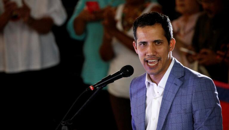 Гуайдо захватил власть над венесуэльской нефтяной компанией Citgo