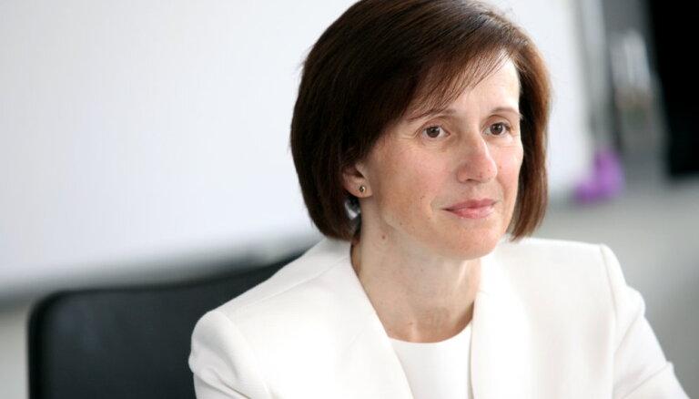 VID vadītājas Cīrules gads amatā – uzņēmēji sadarbību vērtē pozitīvi