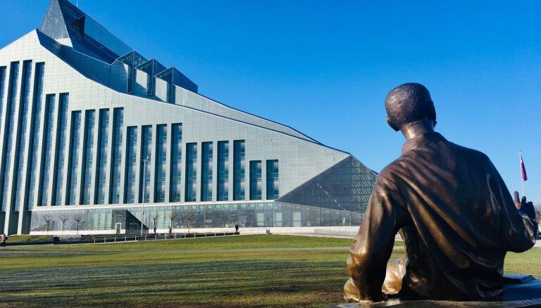 Noraida 'Gaismas pils' būvnieku prasību par 12 miljonu eiro piedziņu no valsts
