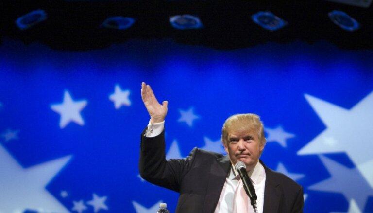 Trampa uzvaru kā likumīgu gatavi pieņemt 74 % ASV iedzīvotāju, secināts aptaujā