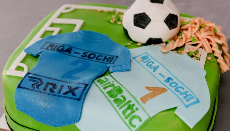 airBaltic начала полеты из Риги в Сочи