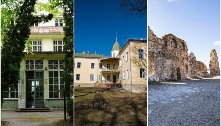 Atjaunos trīs ievērojamus apskates objektus Daugavas krastos