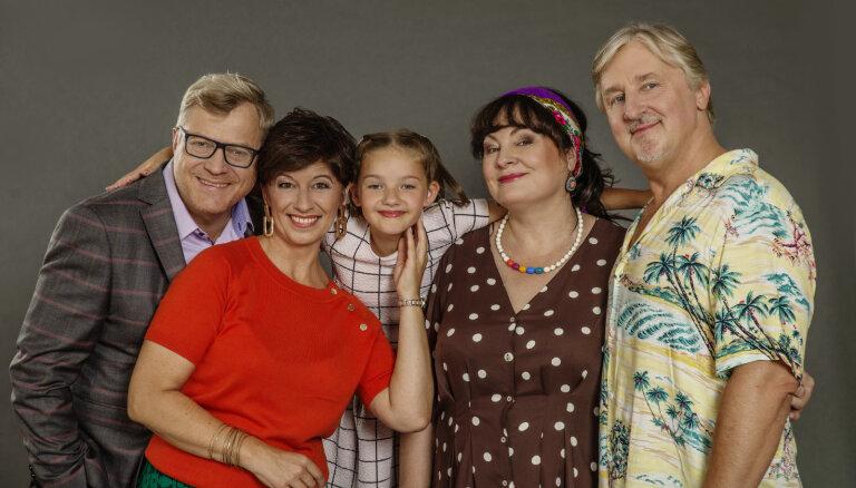TV ekrānos atgriežas populārais pašmāju komēdijseriāls 'Radiņi'