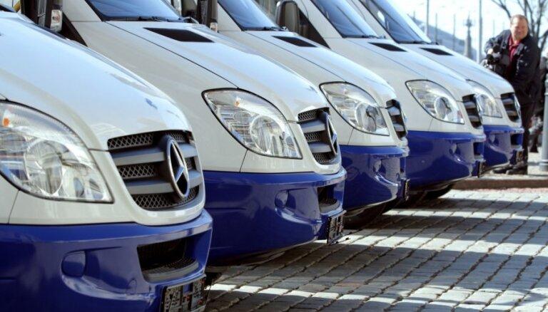 Maijā gaidāmas izmaiņas Rīgas mikroautobusu maršrutos