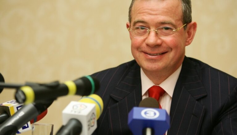 Вике-Фрейберга: за выборами президента, возможно, стоял Лембергс