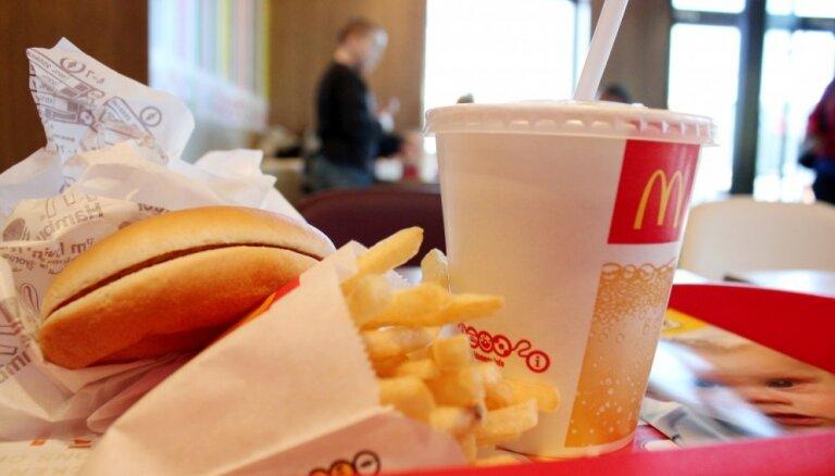 McDonald's предложит в Латвии более 300 новых рабочих мест