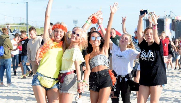 Festivālu 'Summer Sound' pārceļ uz nākamā gada vasaru